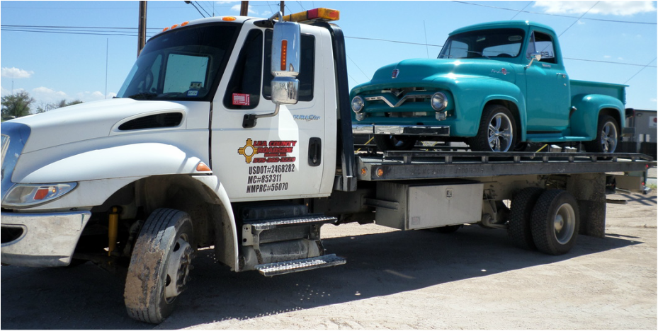 Lea County Roadside towing service